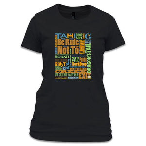 Womens TrailNames T Shirt
