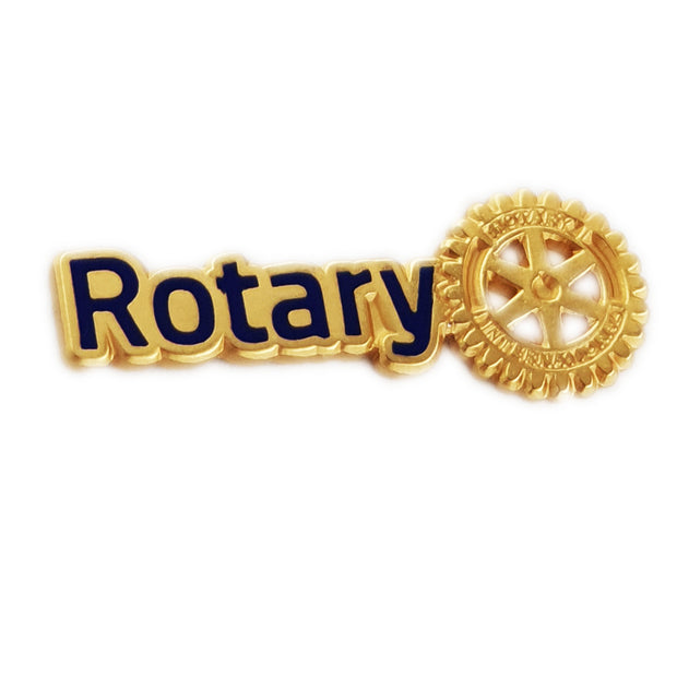Master Brand Member Pin (Available in different sizes and Magnet attachment), Tej Brothers,  - Rotary International