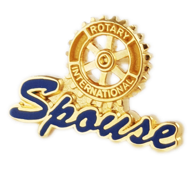 Spouse Pin - Awards California