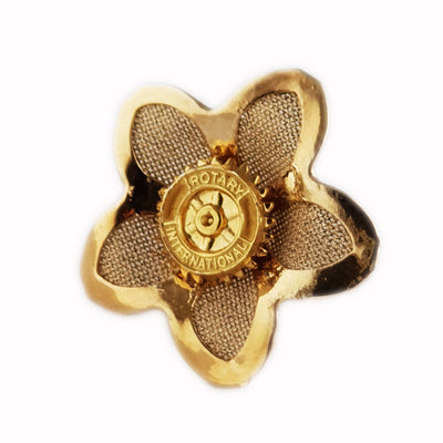 Fancy Flower Pin - Awards California
