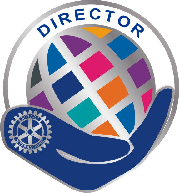 Theme Officer Pin - Director - Awards California