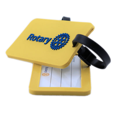 Luggage Tag, Tej Brothers,  - Rotary International