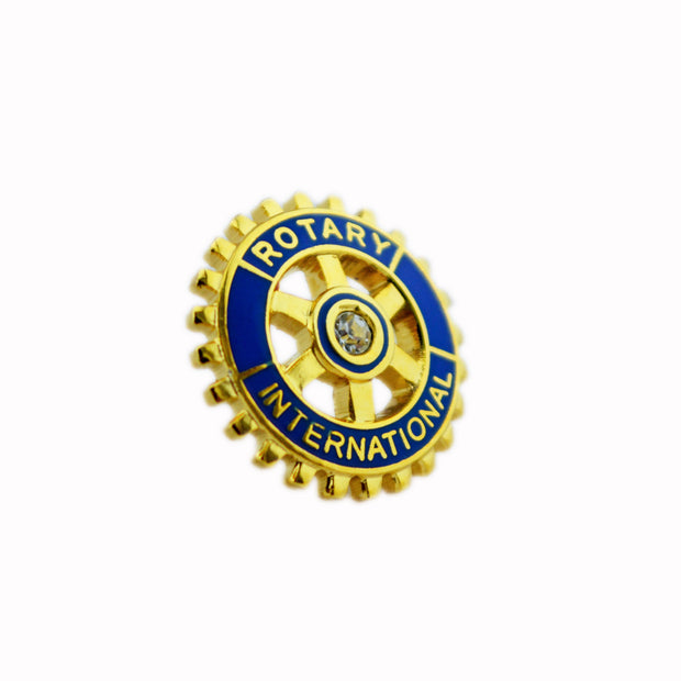 Special Member Pin with Stone, Tej Brothers,  - Rotary International
