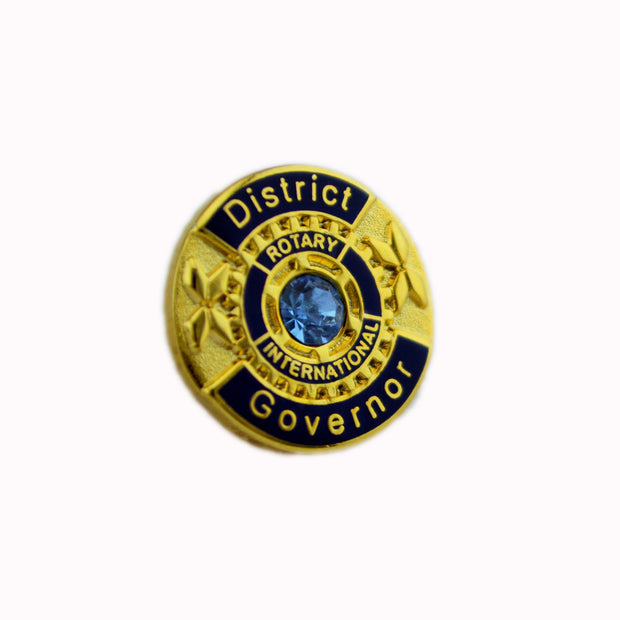 Special District Governor Pin - Awards California