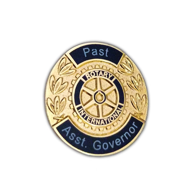 Officer Pin - Past Assistant Governor - Awards California
