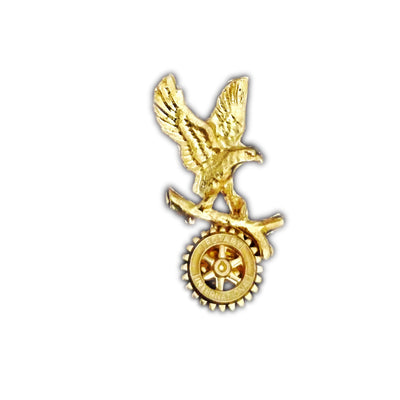 Eagle Pin - Awards California