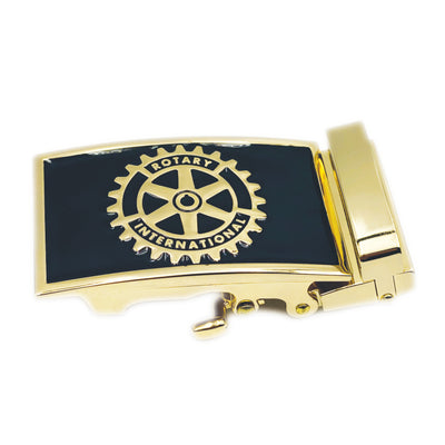 Rotary Belt Buckle, Tej Brothers, belt - Rotary International