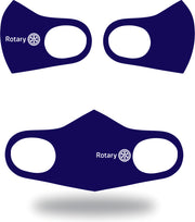 Rotary Face Mask - Awards California