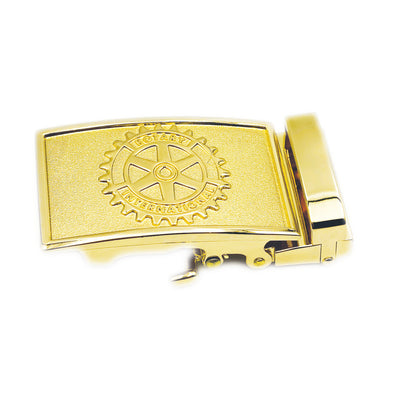 Belt Buckle, Tej Brothers, Belt - Rotary International