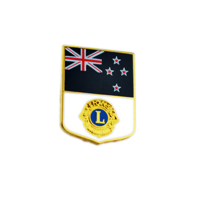 New Zealand Flag Pin - Awards California