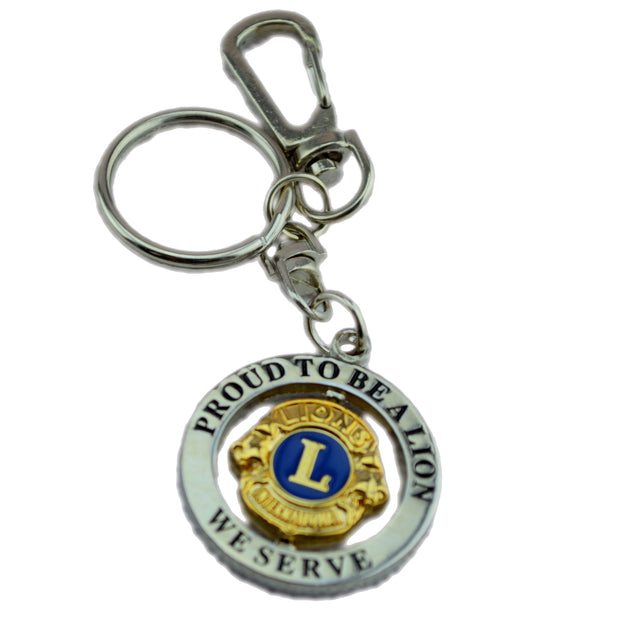 Revolving Key Ring - Awards California