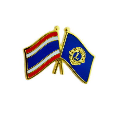 Thailand Flag Pin - Awards California