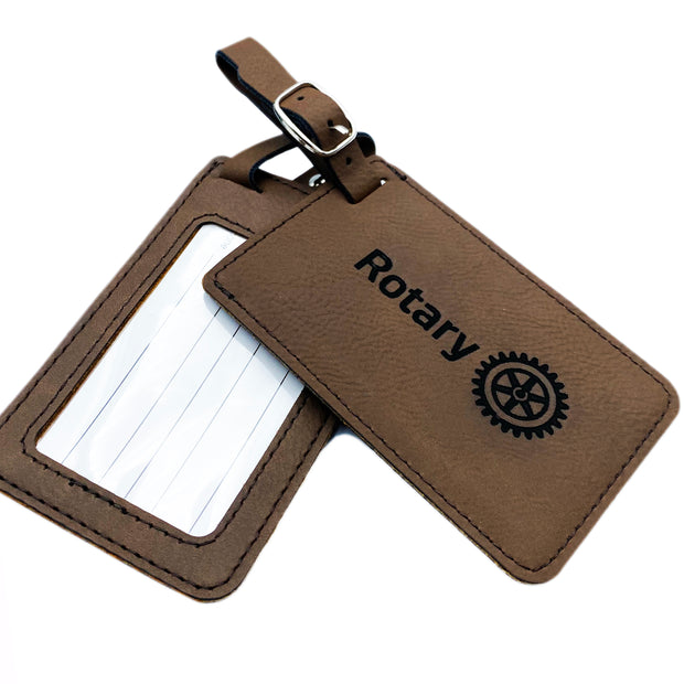 Luggage Tag, Awards California, luggage tag - Rotary International