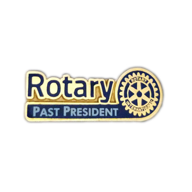 Officer Pin - Past President, Awards California,  - Rotary International