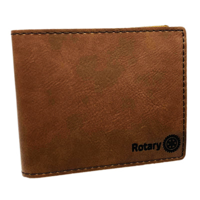 Bi-fold Wallet, Awards California, wallet - Rotary International