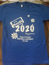 Load image into Gallery viewer, 2020 Virtual Lexi Memorial 5K T-shirt