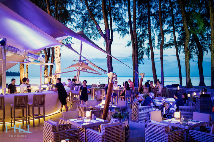 Visit Five Best Beach Clubs of Phuket within 20 minutes