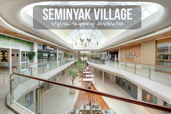 Seminyak Village and Square are the perfect places to go shopping, especially for Bistro St Tropez board shorts.