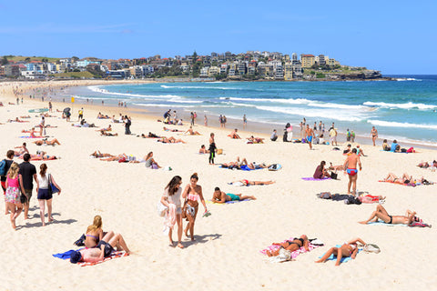 The Bistro St. Tropez men's board shorts guide to Sydney's best swimming spots