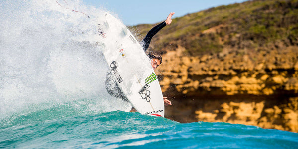 Visiting Torquay With Bistro St. Tropez - Mens Board Shorts Australia