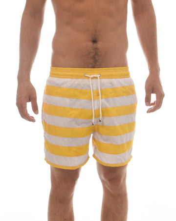 Stripe Combi Board Short