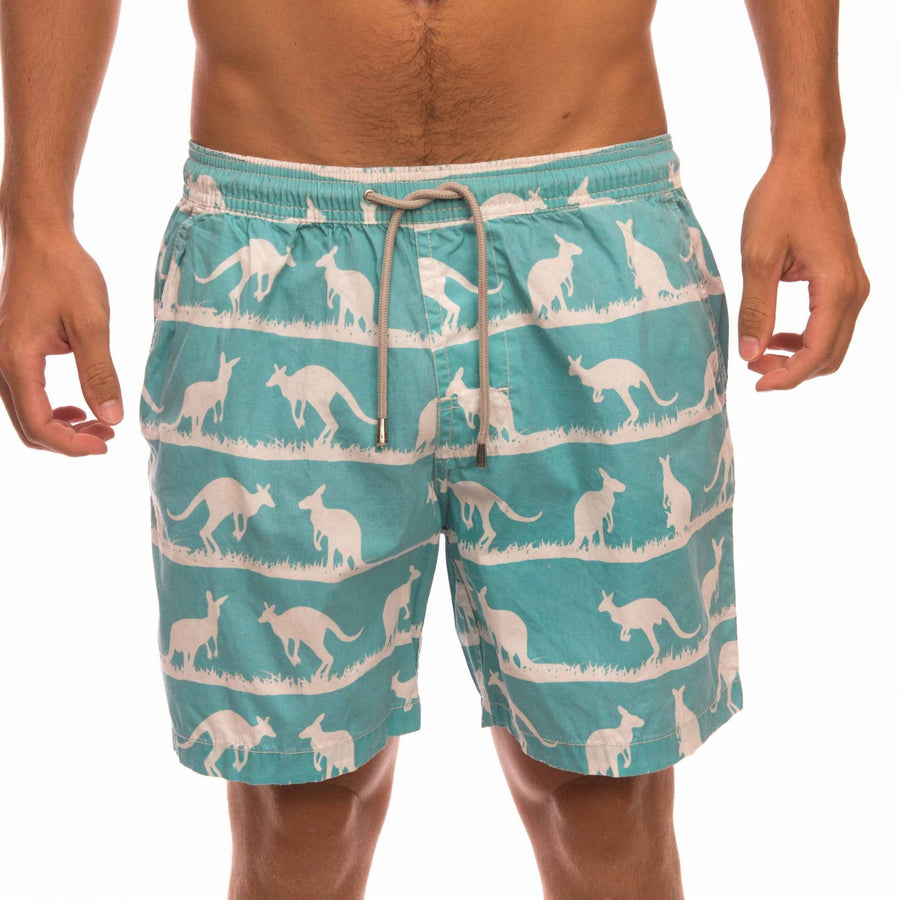 Kangaroo Cotton Beach Short