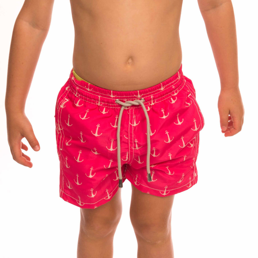 Anchor Board Short Boys - Bistro StTropez