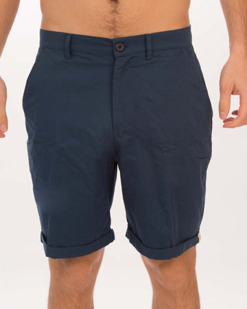 Keats Lightweight Cotton Resort Short - Bistro StTropez