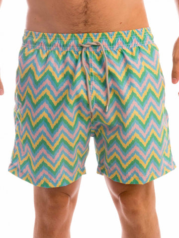 Chevron Boardshort