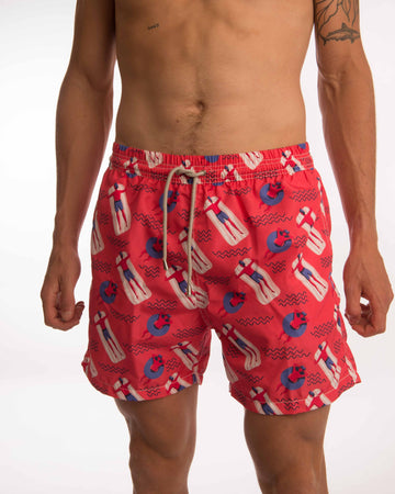 Pool Boys Board Shorts - Bistro StTropez