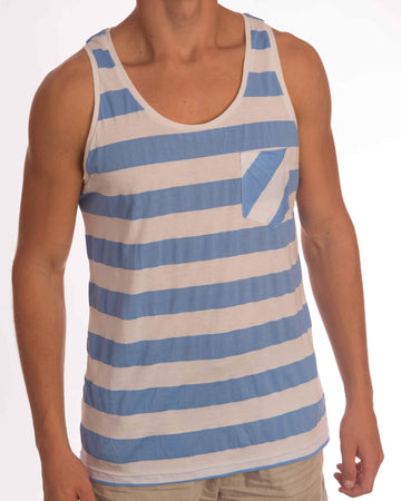 Double Stripe Singlet
