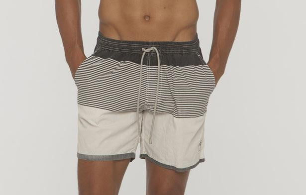 Saint Bistro Kaleidoscope Cotton Beach Short