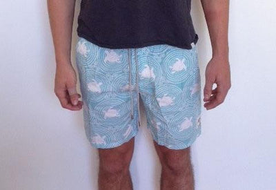 Tortoise Cotton Beach Short