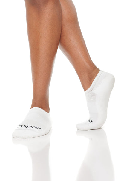 okko low-cut socks in pearl