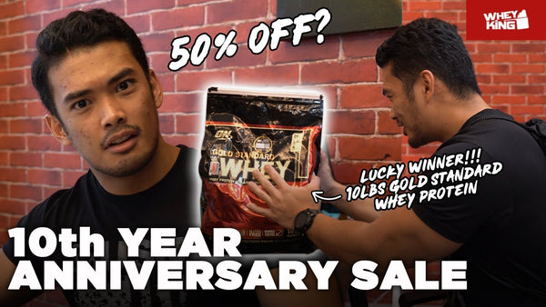 10TH YEAR ANNIVERSARY SALE AND GIVEAWAY WINNER! (DONT MISS THIS)