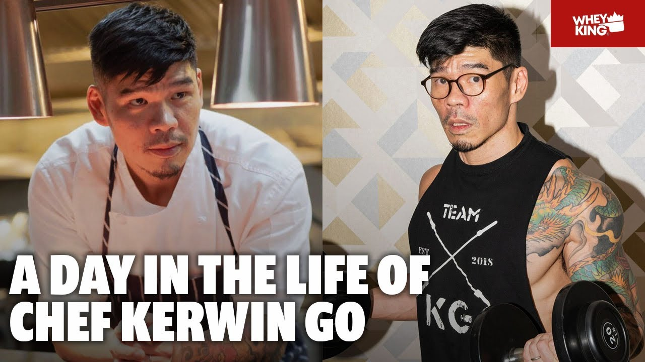 A DAY IN THE LIFE OF A FITNESS ENTHUSIAST/CHEF/CROSSFITTER (Philippines) FITNESS SECRETS UNVEILED!