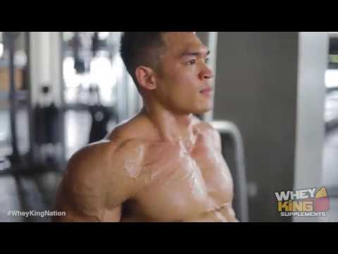 Aris Grengia | Belly FAT to FLAT Trailer | Whey King Supplements Philippines