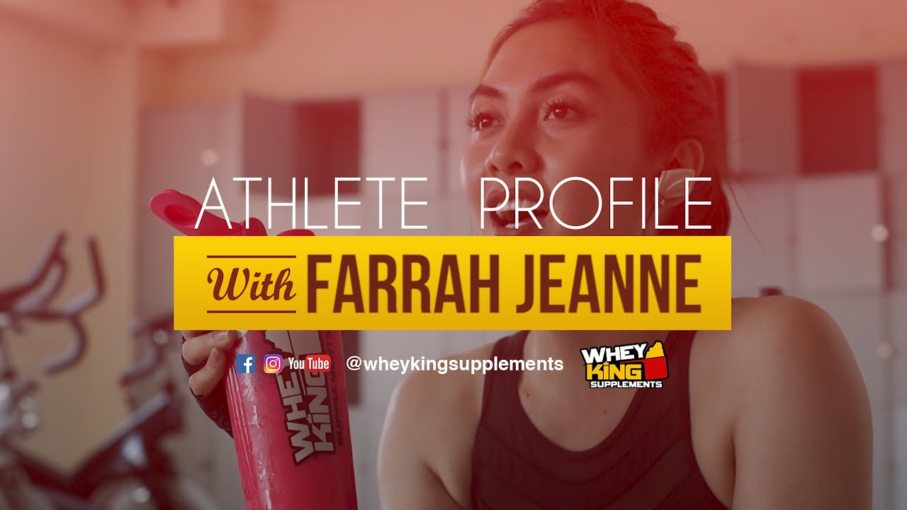 Athlete Profile | Farrah Jeanne | Whey King Supplements