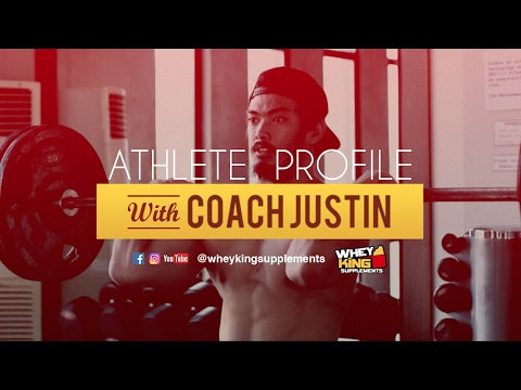 Athlete Profile | Justin Hernandez | Whey King Supplements Philippines