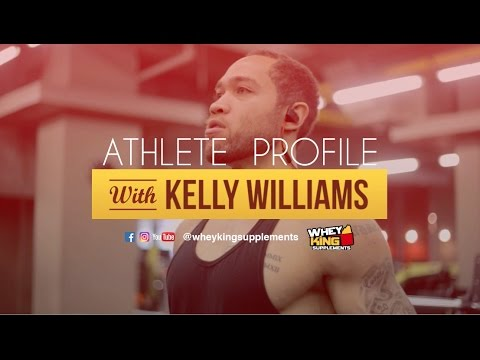 Athlete Profile | Kelly Williams | Whey King Supplements Philippines