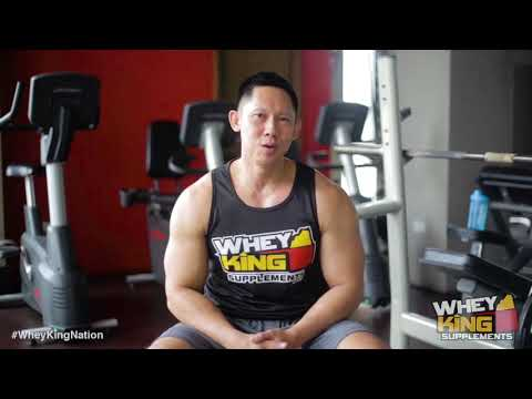 Athlete Profile | Vorrman Ting | Whey King Supplements Philippines