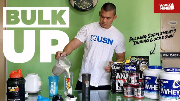 BULK UP THIS LOCKDOWN! | Fitness
