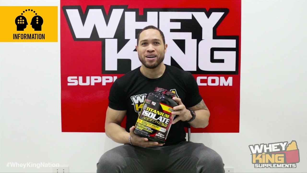 Best Whey Protein in the Philippines today!