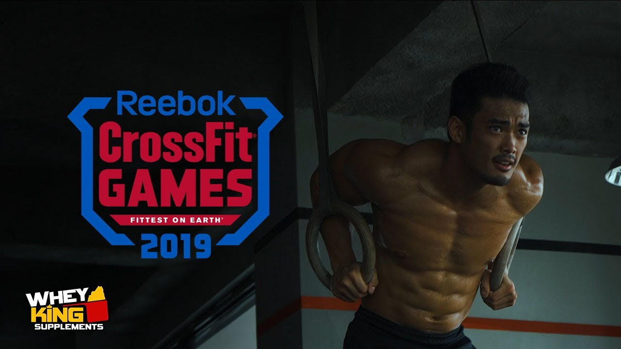 CROSSFIT GAMES 2019 Justin Hernandez TEAM PHILIPPINES REPRESENT! Goodluck!
