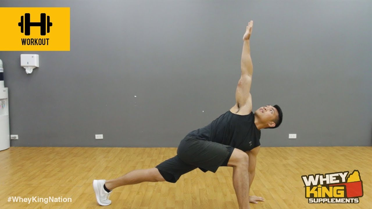 Functional Fitness with FAT Loss | Dynamic Stretching | Part 2