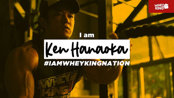 GET TO KNOW KEN HANAOKA! | Athlete Profile