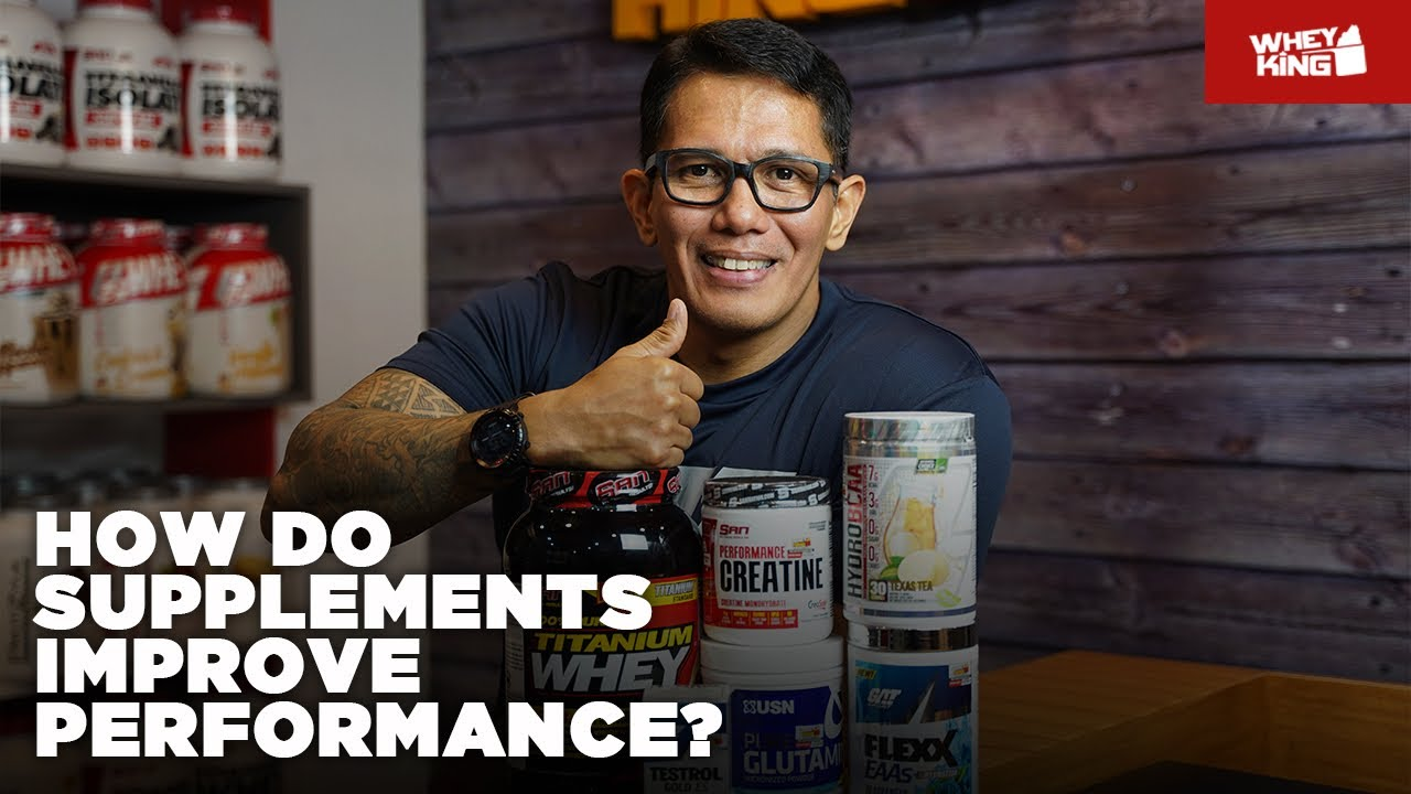 HOW DOES SUPPLEMENTS IMPROVE PERFORMANCE? EXPLAINED!
