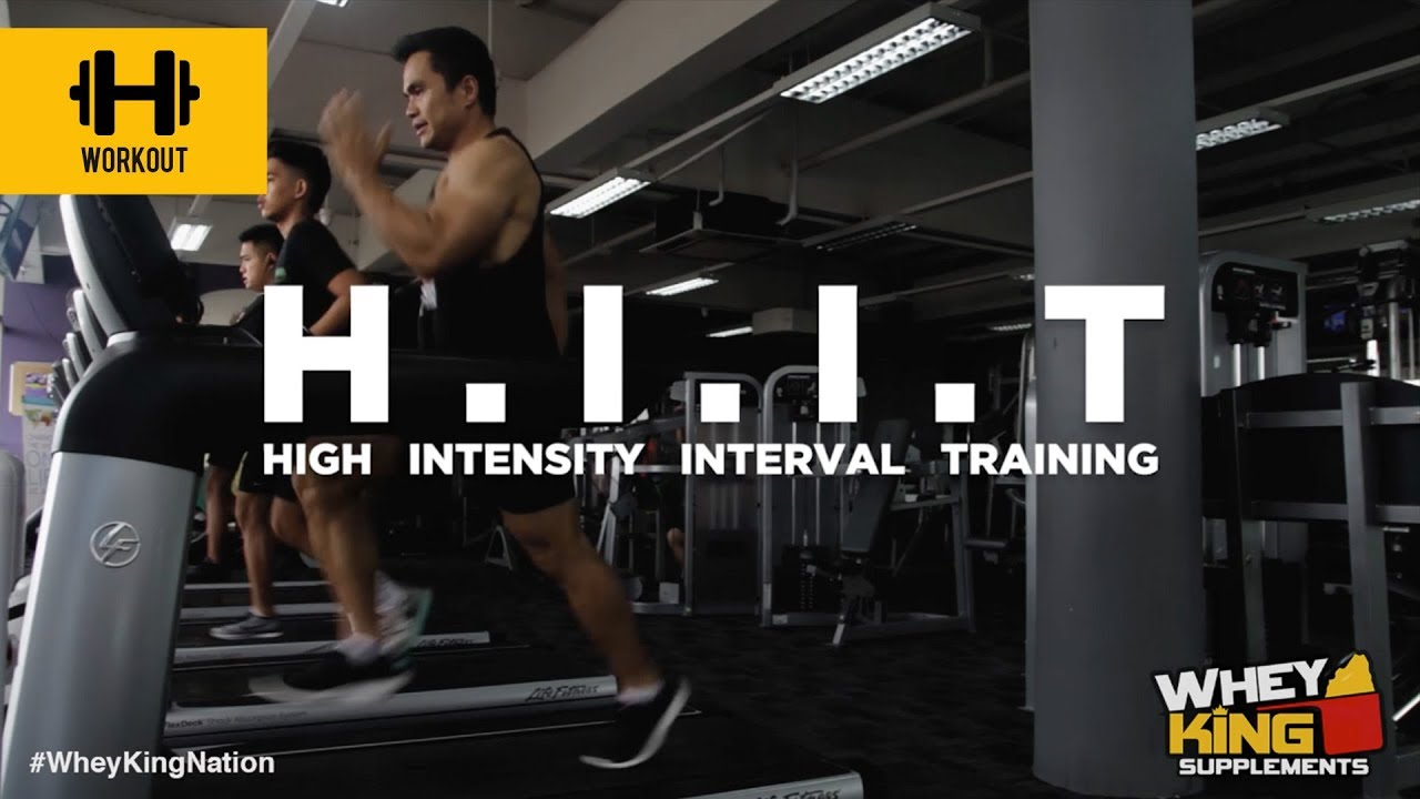 High Intensity Endurance Training | Workout Philippines | Coach Mav
