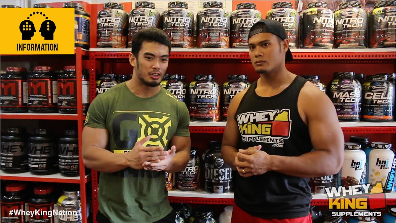 How to Achieve that Summer Body | Foods to Buy! by Whey King Supplements Philippines