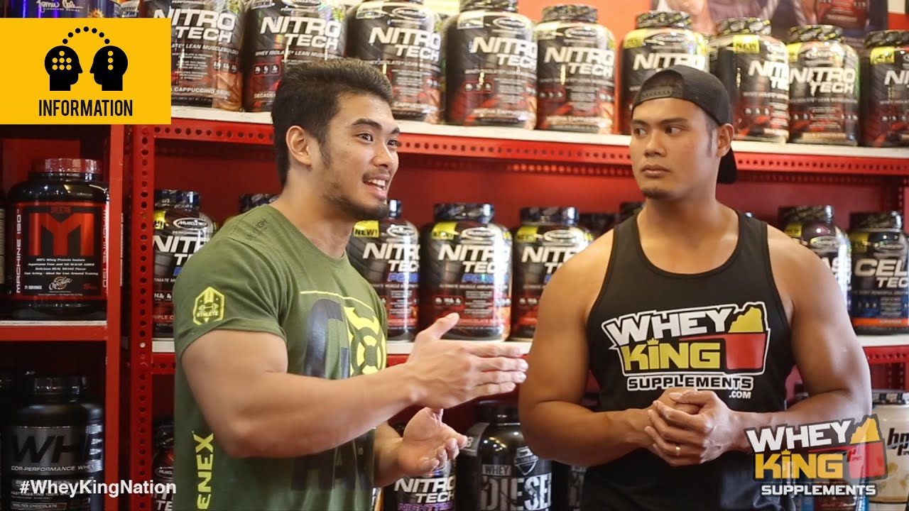 How to Achieve that Summer Body | Meal Planning! By Whey King Supplements Philippines